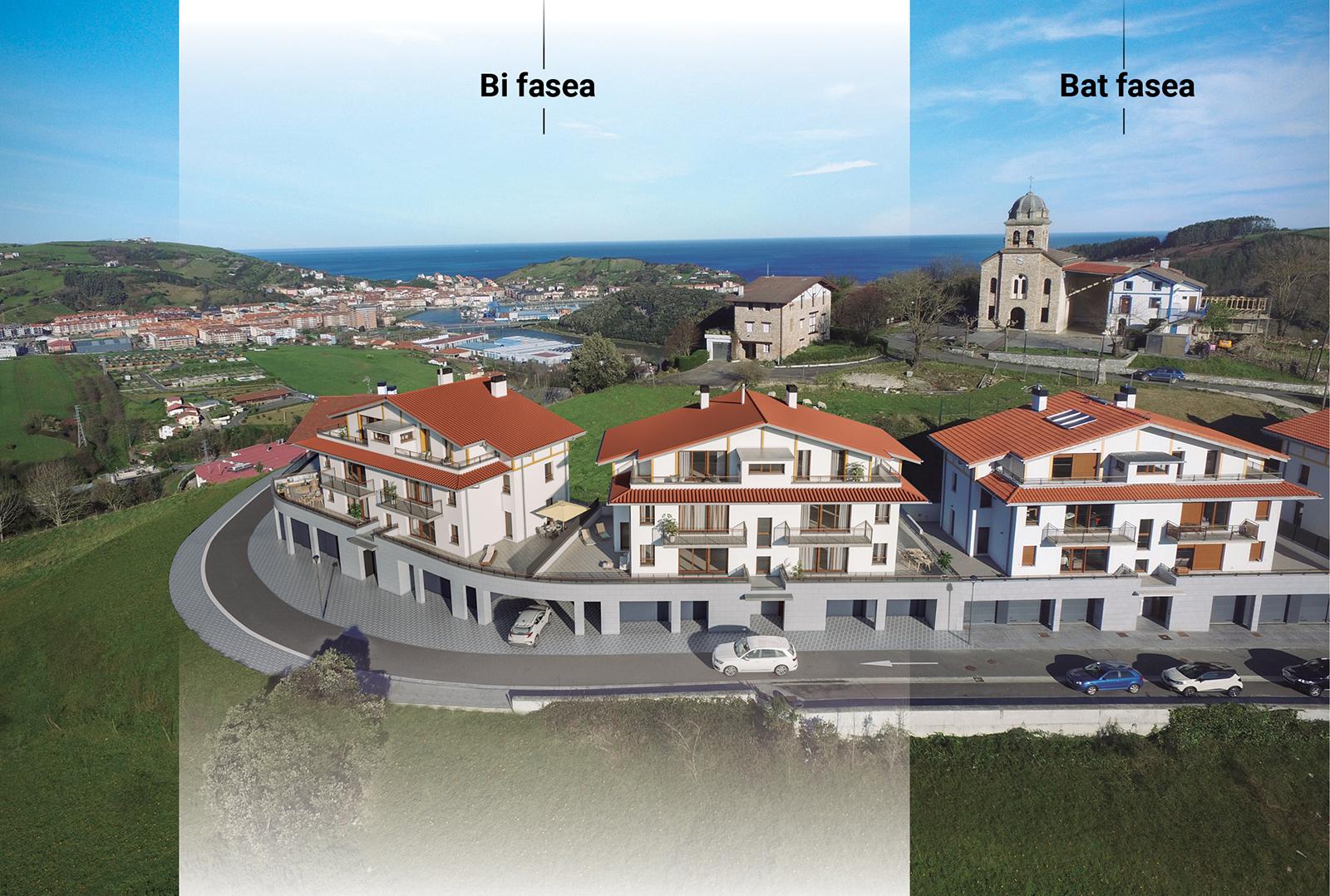 Residencial ARTADI BI Etxadia, Zumaia